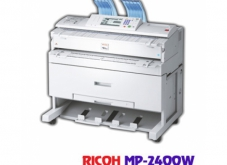 máy Photocopy A0 Ricoh Aficio MP2400W